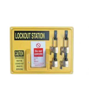 Lockout Station Version 1