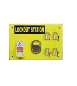 Lockout Station Version 2