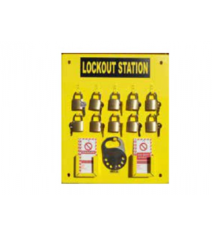 Lockout Station Version 3