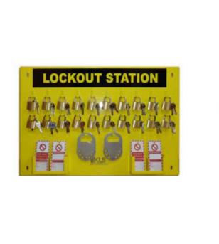 Lockout Station Version 4